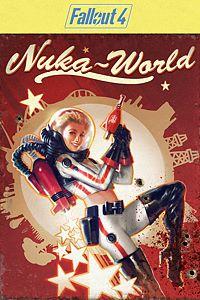 Carátula para el juego Fallout 4: Nuka-World de Xbox 360