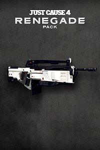 Carátula del juego Just Cause 4 - Renegade Pack