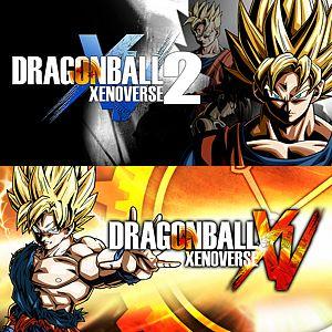 DRAGON BALL XENOVERSE Super Bundle Xbox One