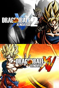 Carátula del juego DRAGON BALL XENOVERSE Super Bundle