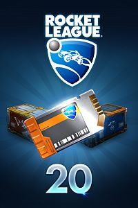 Carátula del juego Rocket League – Crate Unlock Key x20