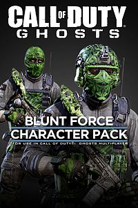 Carátula del juego Call of Duty: Ghosts - Blunt Force Character Pack