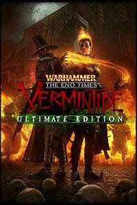Carátula del juego Warhammer Vermintide - Ultimate Edition