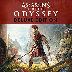 Assassin's Creed® Odyssey - DELUXE EDITION Xbox One