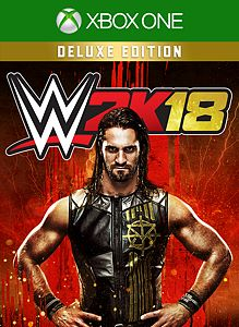 WWE 2K18 Digital Deluxe Edition boxshot