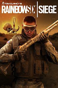 Carátula para el juego Tom Clancy's Rainbow Six Siege : Pulse Desert Grit Set de Xbox 360