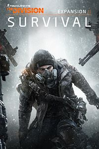 Carátula del juego TOM CLANCY'S THE DIVISION Survival para Xbox One