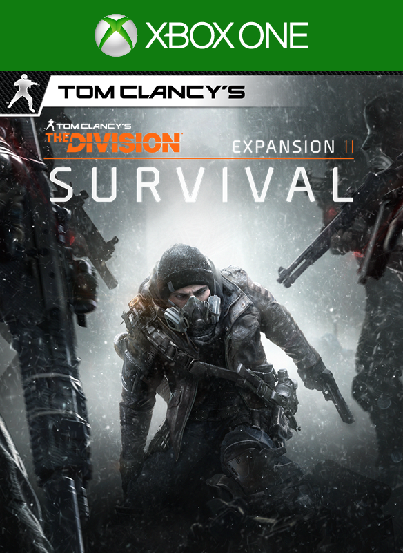 Tom Clancy's The Division Survival boxshot