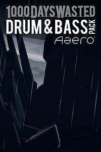 Carátula del juego Aaero 1000DaysWasted: Drum & Bass Pack