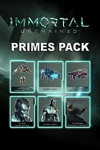 Carátula del juego Immortal: Unchained PRIMES PACK