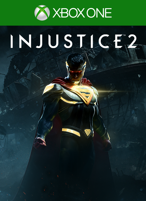 Injustice 2 boxshot
