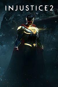 Carátula del juego Injustice 2 para Xbox One