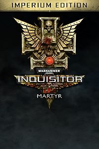 Carátula del juego Warhammer 40,000: Inquisitor - Martyr | Imperium edition