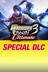 Carátula del juego WARRIORS OROCHI 3 Ultimate DWSF COSTUME SET