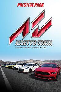 Carátula del juego Assetto Corsa - Prestige Pack DLC
