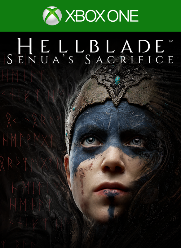 Hellblade: Senua's Sacrifice digital packshot