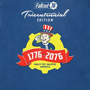 Fallout 76 Tricentennial Edition Preorder Xbox One