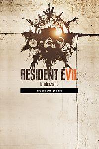 Carátula para el juego RESIDENT EVIL 7 biohazard Season Pass de Xbox 360