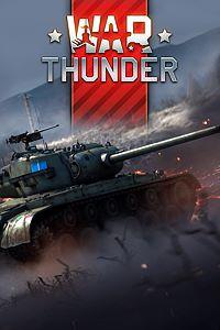 Carátula del juego War Thunder - M26 Pershing Ariete Pack