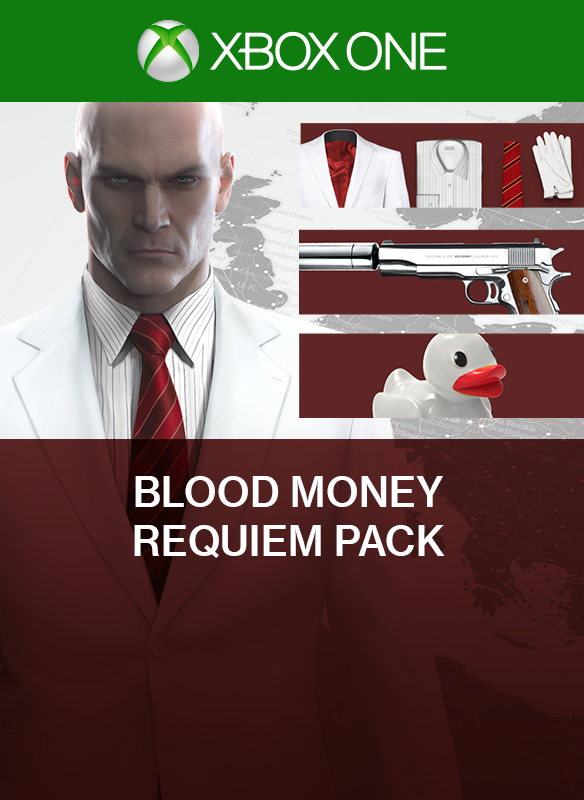 HITMAN™ Requiem Pack boxshot