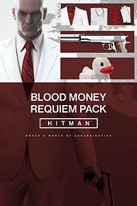 Carátula para el juego HITMAN Requiem Pack de Xbox 360
