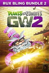 Carátula del juego Plants vs. Zombies Garden Warfare 2 Rux Bling Bundle 2