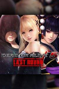 Carátula del juego DEAD OR ALIVE 5 Last Round New Blood Character Set