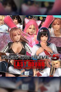 Carátula del juego DOA5LR Newcomer Set