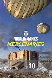 Carátula del juego World of Tanks - Garage Prep