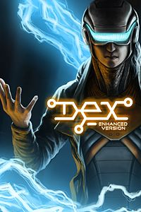 Carátula para el juego Dex de Xbox 360