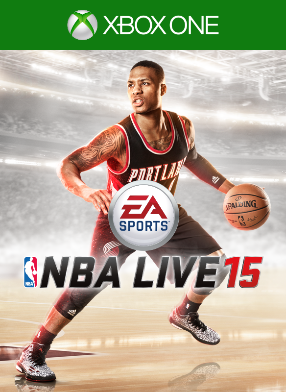 EA SPORTS™ NBA LIVE 15 boxshot