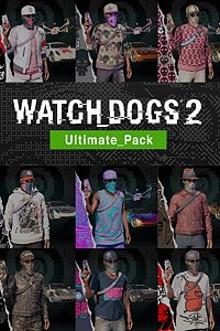 Carátula del juego WATCH_DOGS 2 - Ultimate Pack 1
