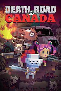 Carátula del juego Death Road to Canada para Xbox One