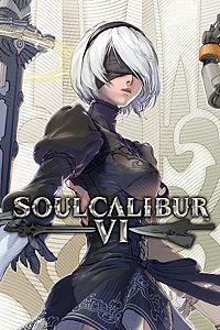 Carátula del juego SOULCALIBUR VI - 2B