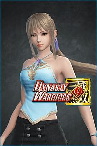 Carátula del juego DYNASTY WARRIORS 9: Wang Yuanji (Dudou Costume)