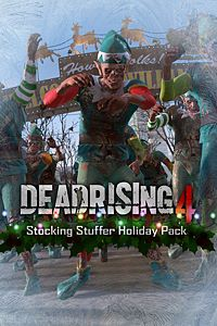 Carátula del juego Dead Rising 4: Stocking Stuffer Holiday Pack