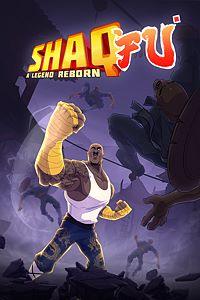 Carátula para el juego Shaq Fu: A Legend Reborn de Xbox 360