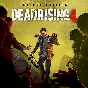 Dead Rising 4 Deluxe Edition (Deluxe-utgåva) Xbox One