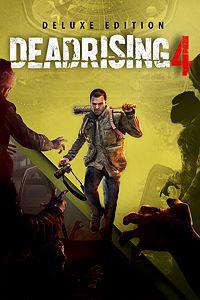 Carátula del juego Dead Rising 4 Deluxe Edition de Xbox One