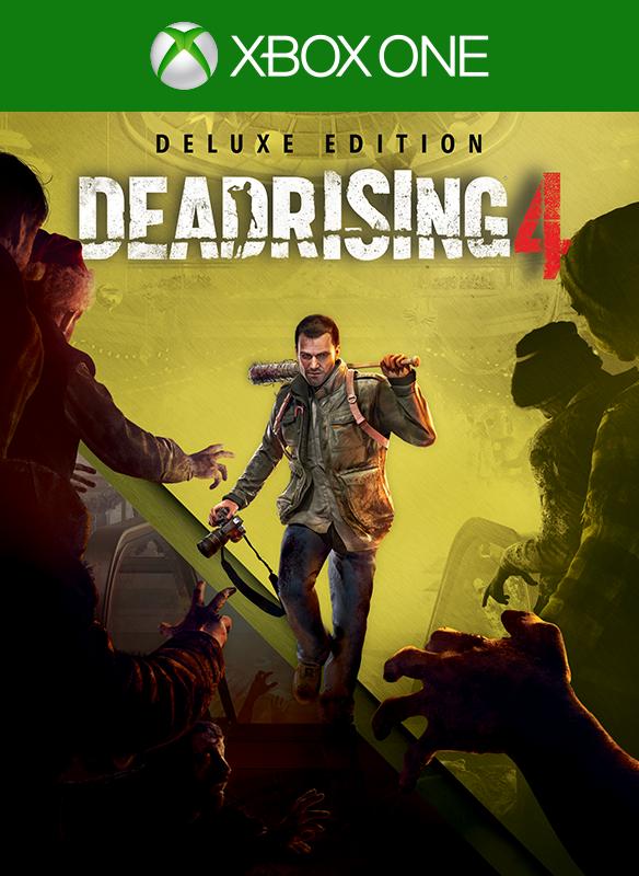 Dead Rising 4 Deluxe Edition boxshot