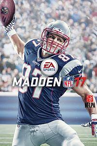 Carátula del juego Madden NFL 17