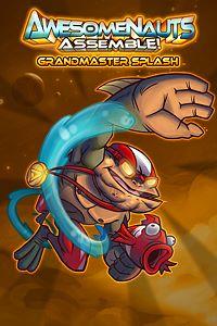 Carátula del juego Grandmaster Splash - Awesomenauts Assemble! Skin de Xbox One