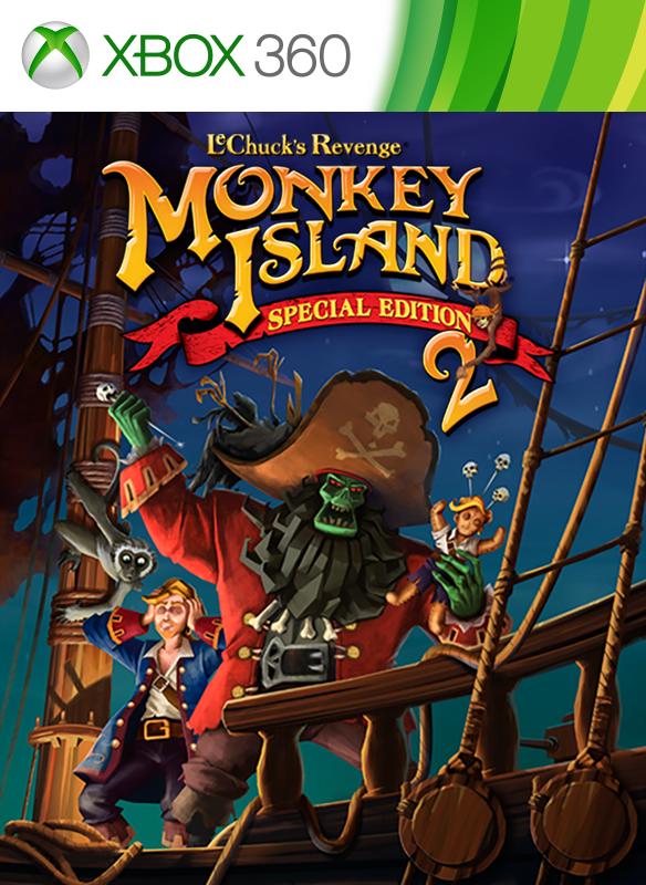 Monkey Island 2: SE boxshot