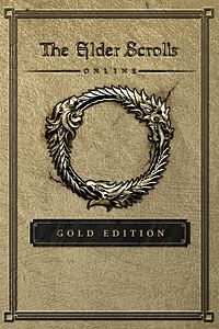 Carátula del juego The Elder Scrolls Online: Gold Edition de Xbox One