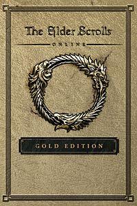 Carátula para el juego The Elder Scrolls Online: Gold Edition de Xbox 360