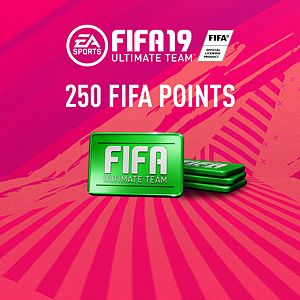FIFA Points 250 Xbox One