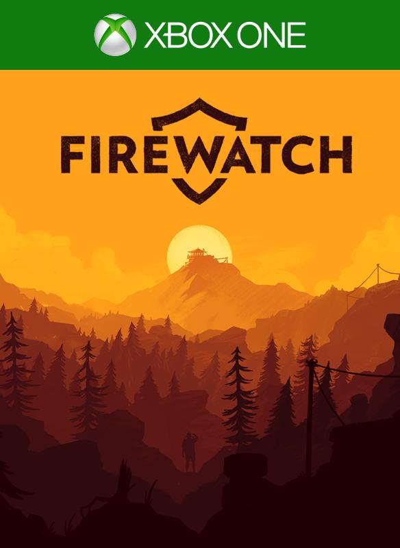 Firewatch boxshot