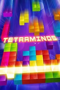 Carátula para el juego Tetraminos de Xbox 360