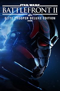 Carátula del juego STAR WARS Battlefront II: Elite Trooper Deluxe Edition
