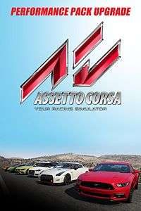 Carátula del juego Assetto Corsa - Performance Pack UPGRADE DLC de Xbox One